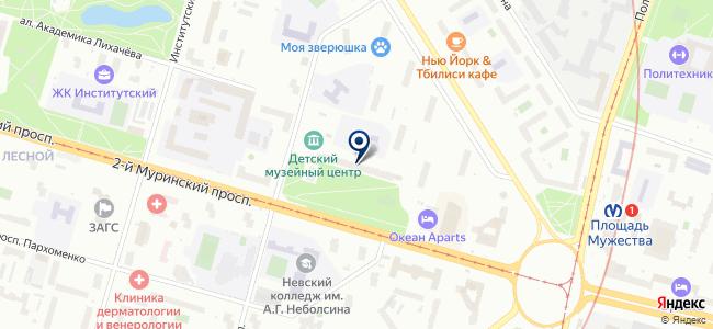 Счетэнергомаш, ООО на карте