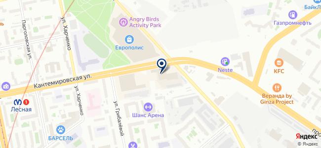 СпецПроект, ООО на карте
