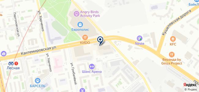Энергопрайм, ООО на карте