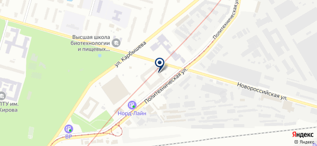 РИФ, ООО на карте
