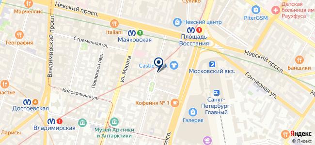 СветоДом на карте