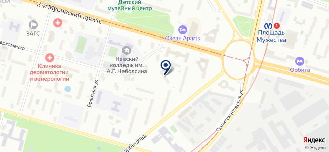 ЭнергоПолис, ООО на карте