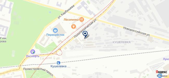 АТ-Электро, ООО на карте