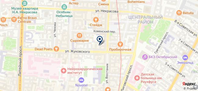 АЛ-СТРОЙ на карте