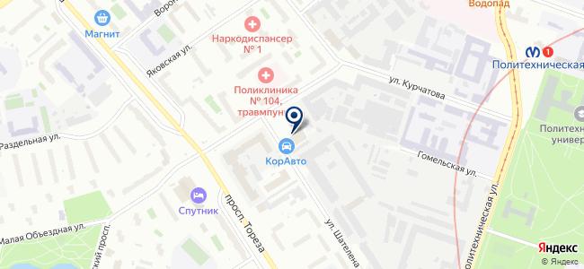 ВольвоГрад на карте
