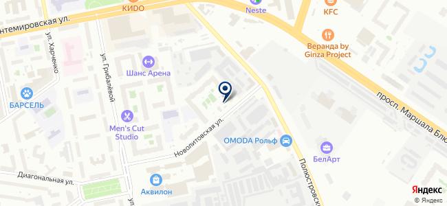 СВЕТАЛ, ООО на карте