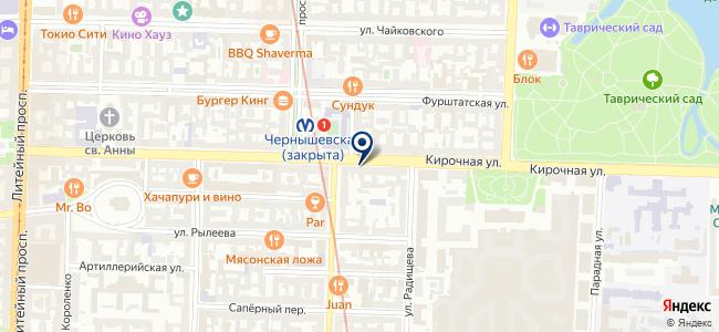 OdinShag на карте