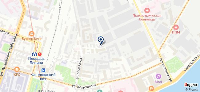 ПетроЭнергоКомплекс на карте