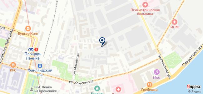 Эталон-сервис, ООО на карте