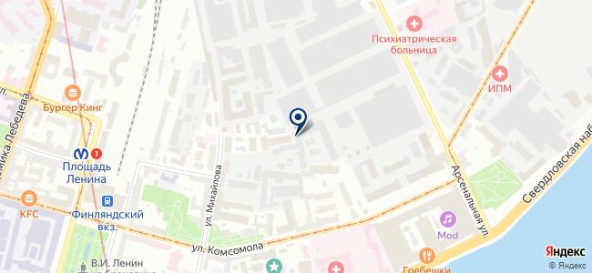 БКС, ООО на карте