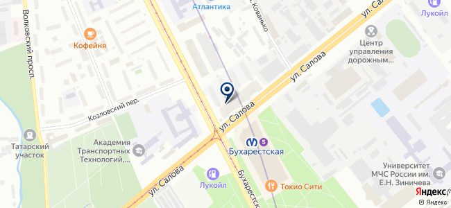 Строительная Компания ТОМАС, ООО на карте