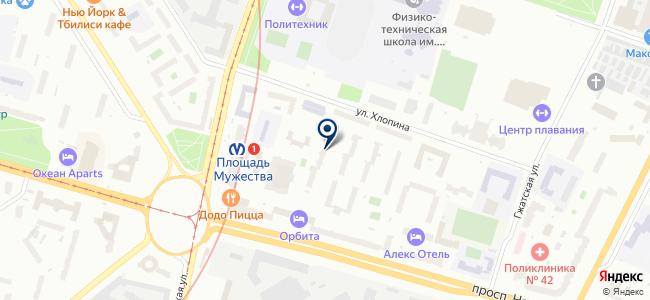 Техмед, ООО на карте
