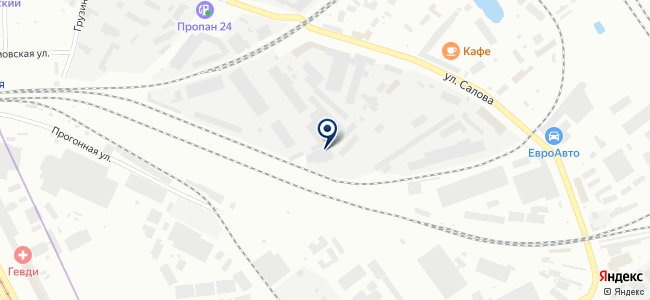 Системный Специалист на карте