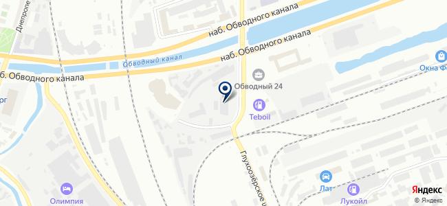 Реал Строй Сервис на карте