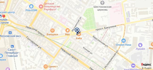 СКС Груп на карте