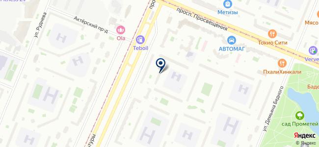Электроника-88 на карте