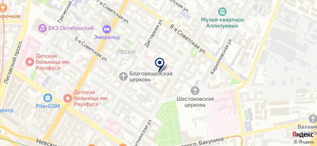 ЭкоГрад на карте