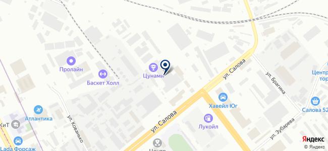 SaleInSPb на карте