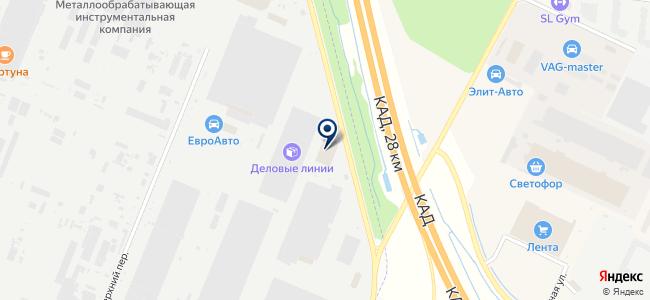 ПетроЭнерго, ООО на карте