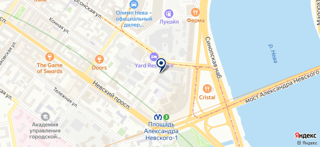 Электротехнические Системы Петербург, ООО на карте