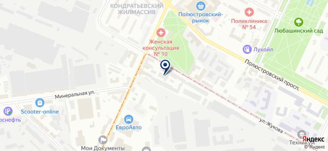 Новатек-Электро на карте