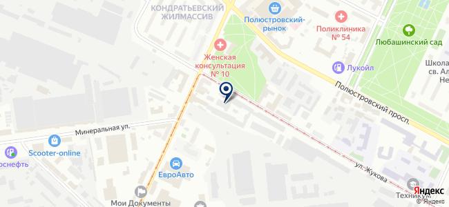 Электрокомплекс, ООО на карте