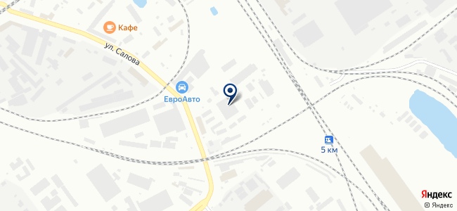 Jung на карте