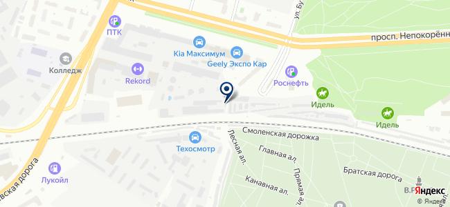 ДУС, ООО на карте