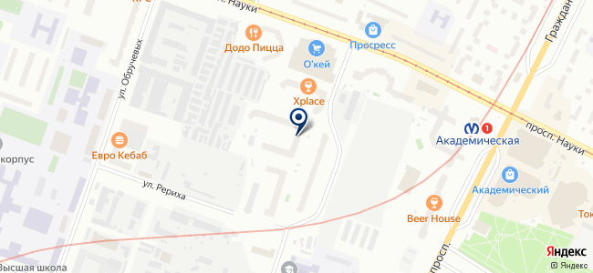 Pitershopsvet на карте