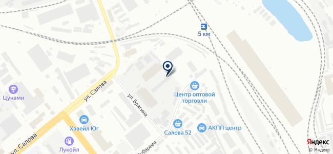 Элит-Электро, ООО на карте