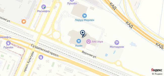 Wgreen.ru на карте