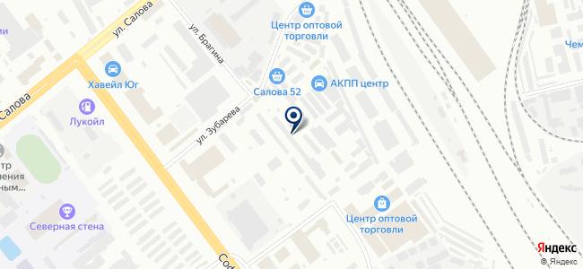 ИТС, ООО на карте