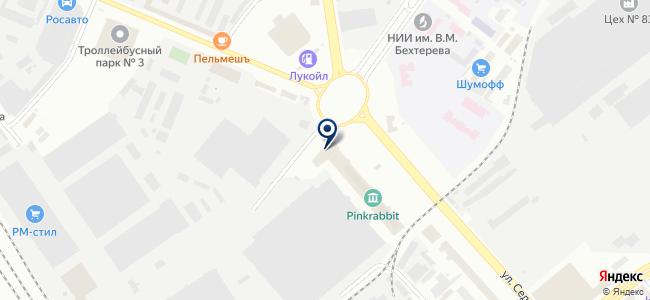 Пумори северо-запад, ООО на карте