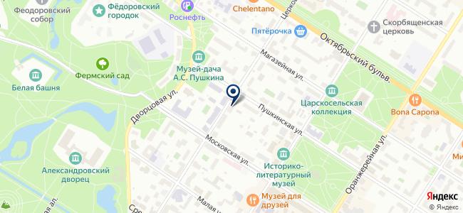 Оптикэнергострой, ООО на карте