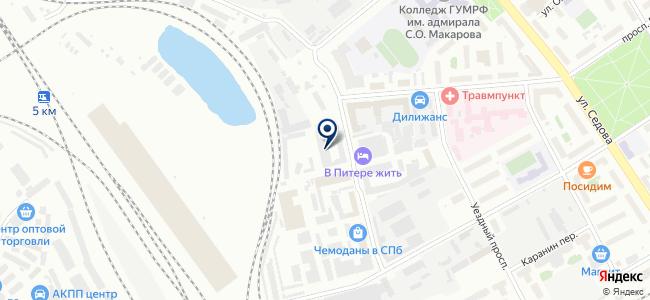 НеоТех, ООО на карте