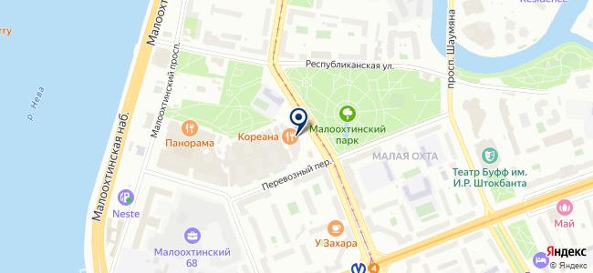 Прома, ООО на карте