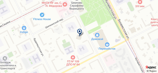 ЛЮМС, ООО на карте