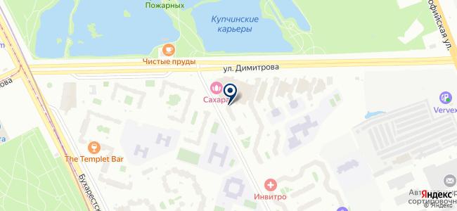Электра+, ООО на карте