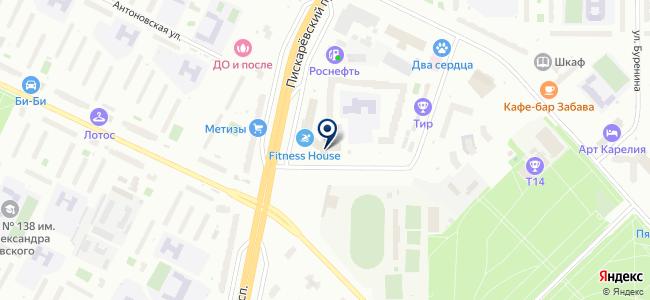 Оптическая связь, ООО на карте