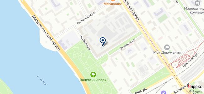 Lampstore на карте