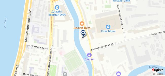 АвтоРолс на карте