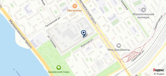 Пульсар, ООО на карте