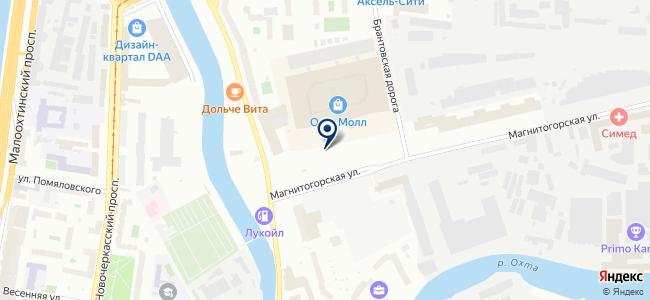Петрокоммерц, ООО на карте