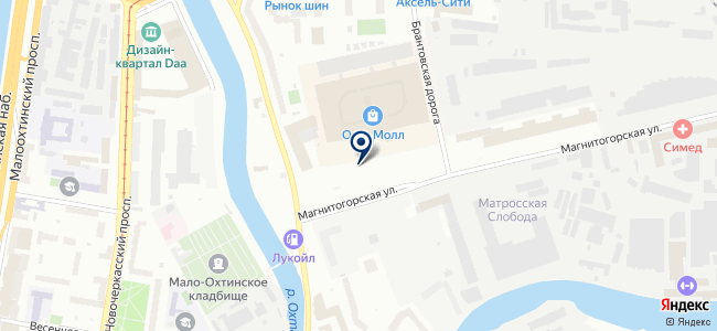 Электроскандия Рус, ООО на карте