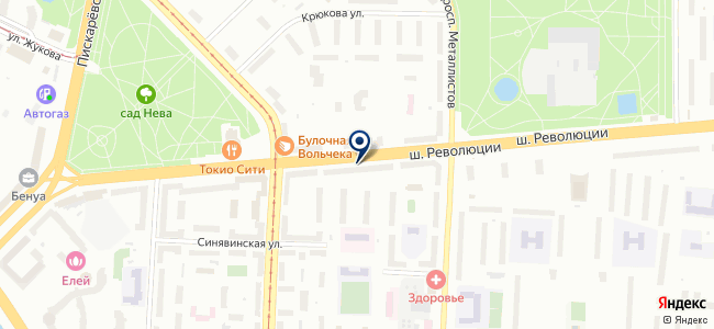 Ариан на карте