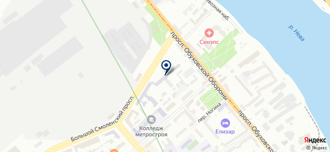 Ольдам, ООО на карте