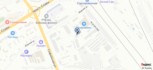 Теплопит, ООО на карте