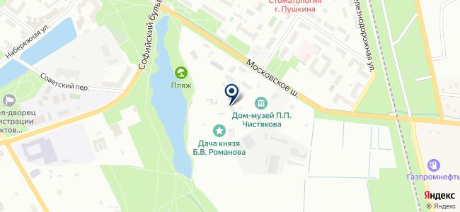 СТИГМАШ на карте