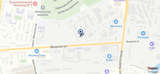 ТОРЕС, ООО на карте