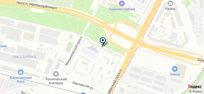 Express-potolok на карте